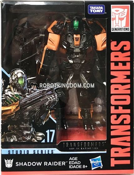 Hasbro Transformers Studio Series 17 RAIDER. Available Now!