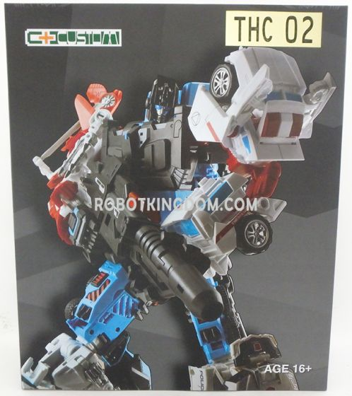 C+ Custom THC-02 Upgrade Kit for CW/UW Defensor. Available Now!