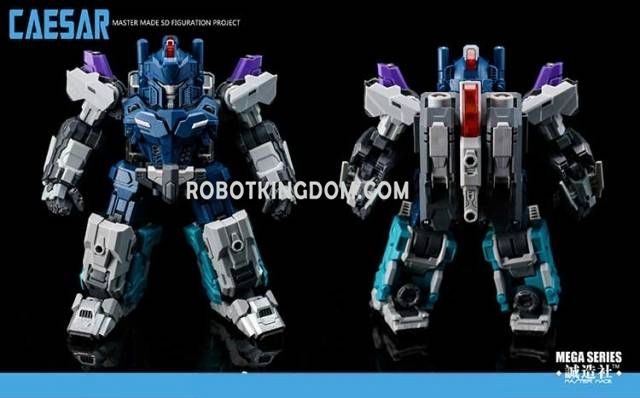 Master Made SDT-06 CAESAR. Available Now!