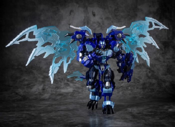 IRON FACTORY IF-EX42Z ABSOLUTE ZERO normal version. Preorder. Available in January 2021.