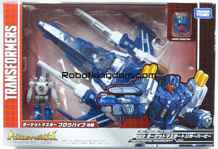 Transformers Legends LG-49 Target Master Triggerhappy. Available Now!