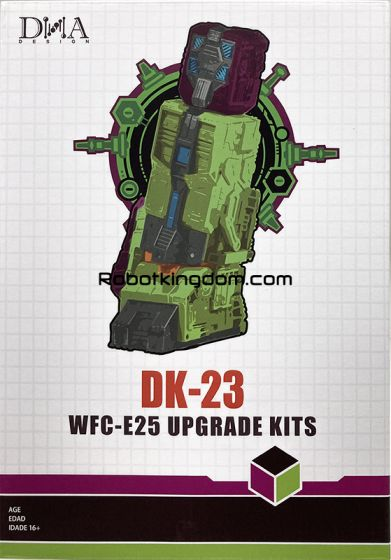 DNA DESIGN DK-23 WFC-E25 UPGRADE KITS. Available Now!