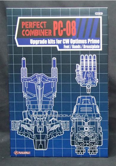 Perfect Effect PC-08 Combiner Upgrade Kit. Available Now!