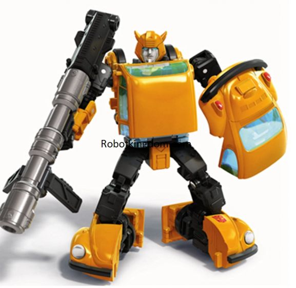 Exclusives Transformers Netflix Siege of Cybertron Deluxe Bumblebee. Preorder. Start Shipping 1st Oct 2020.