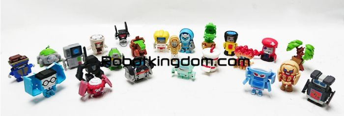 Transformers Bot Bots Blind Box of 24. Available Now!