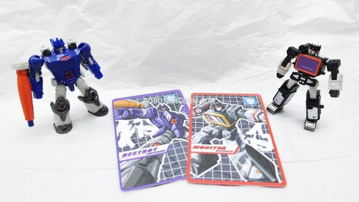 Dr. Wu DW-E01 Destroy Emperpo and DW-E02B Monitor Officer set of 2. Available Now!