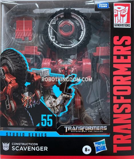 Transformers Generations STUDIO SERIES LEADER SCAVENGER. Available Now!