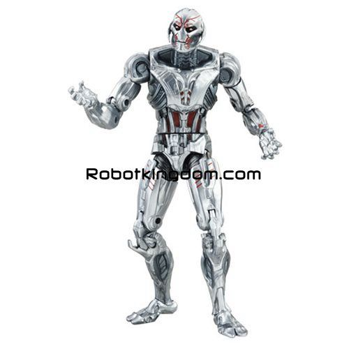 Exclusive Marvel Legends Cinematic Universe 10th Anniversary Ultron. Available Now!