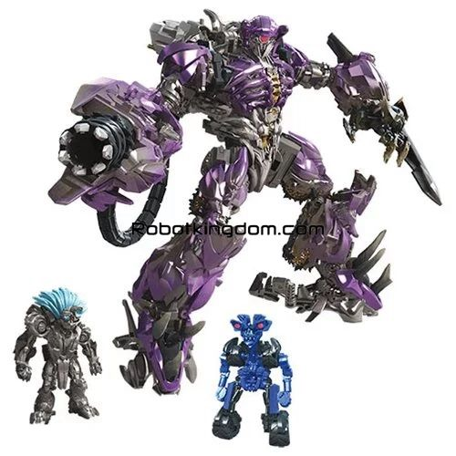 Hasbro Transformers Studio Series Leader Shockwave. Available Now!