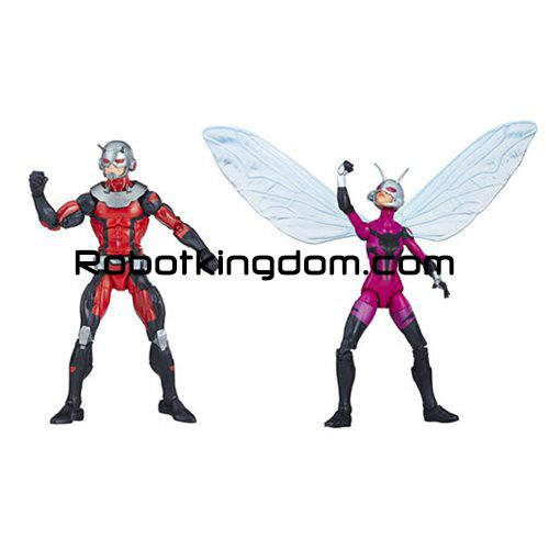 """TRU Exclusive Marvel Legends Ant-Man and Stinger 6"""" Action Figures 2-Pack. Available Now!"""