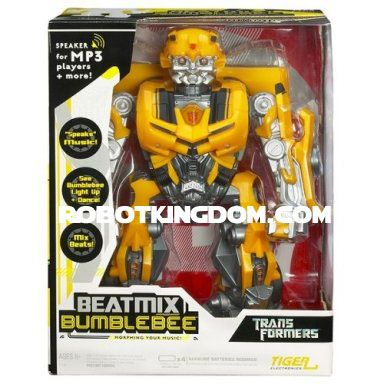 Transformers Movie Beatmix Bumblebee.