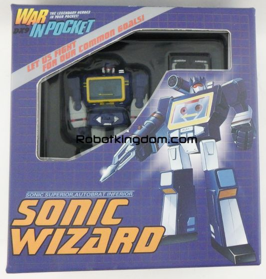 DX9 X33 Sonic Wizard. Available Now!