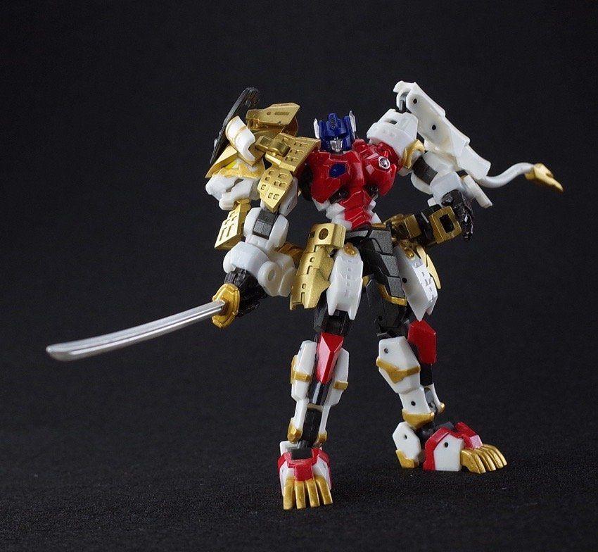 Transformers IronFactory IF EX-45 Yoroi Shishimaru in Stock(1)