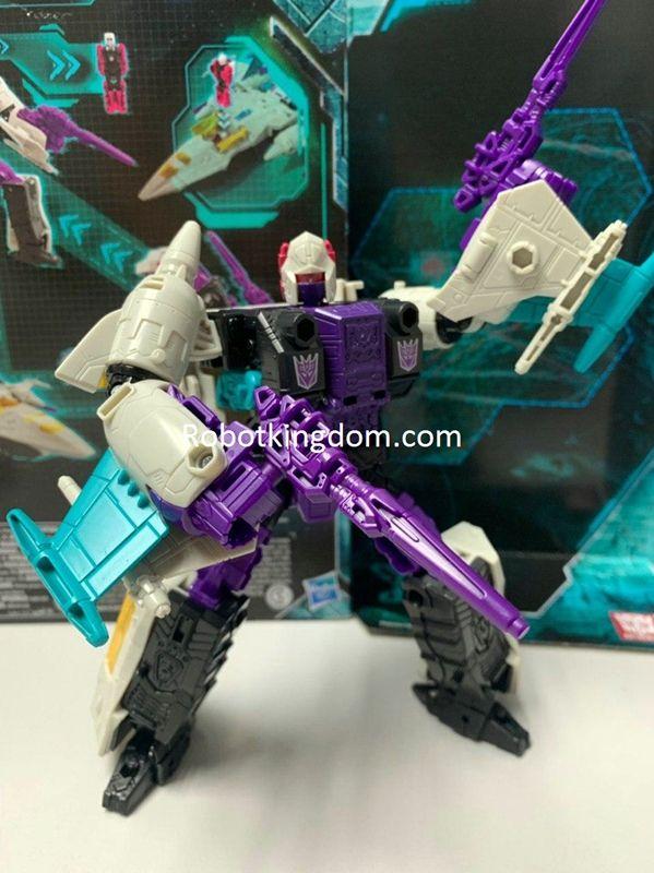 Transformers Earthrise Voyager Figure grappin en stock prêts pour l/'expédition!!!