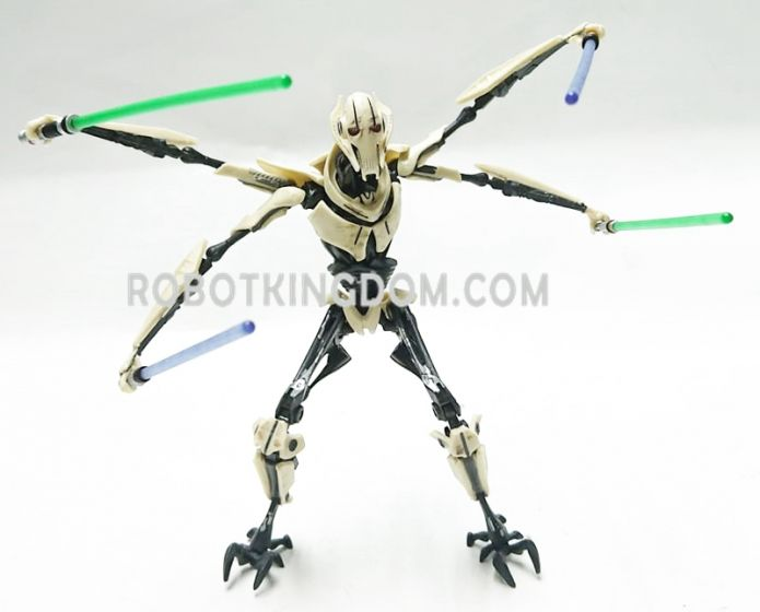 "Star Wars BLACK SERIES DELUXE 6"" General Grievous. Available Now!"