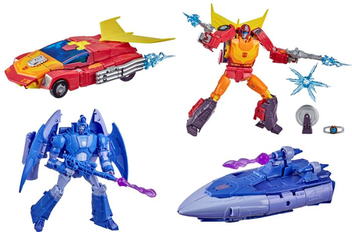 TRANSFORMERS Generations STUDIO SERIES VOYAGER 2020 Wave 4 Set of 3. (HOT ROD, SCOURGE). Preorder. Start Shipping on 1st April 2021.