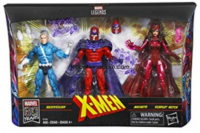 "Exclusives Marvel Legends 6"" LEGENDS FAMILY MATTERS 3 Pack. Available Now!"