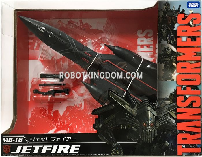 Takara Transformers MB-16 Jetfire. Available Now!