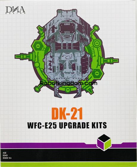 DNA DESIGN DK-21 WFC-E25 UPGRADE KITS. Available Now!