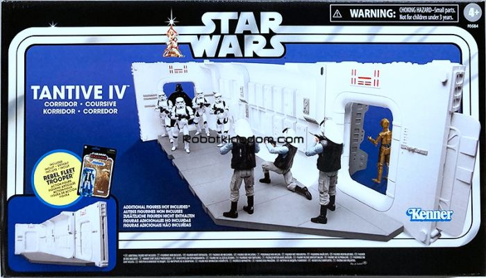 """Star Wars Vintage Collection 3.75"""" Tantive IV Playset. Available Now!"""
