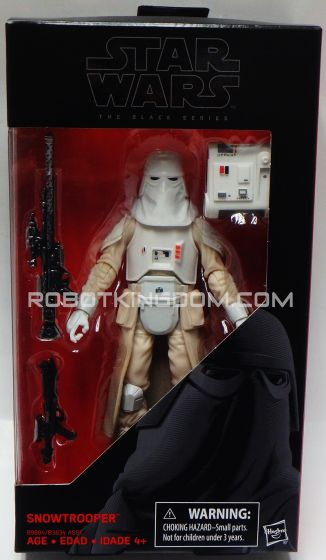 """Star Wars Rogue One - A Star Wars Story Black Series 6"""" SNOWTROOPER. Available Now!"""