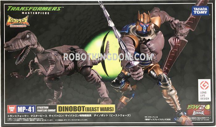 Takara Transformers MP-41 Dinobot. Start Shipping now