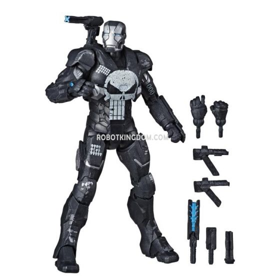 "Hasbro Marvel Legends 80th Anniversary 6"" The PUNISHER War Machine. Available Now!"