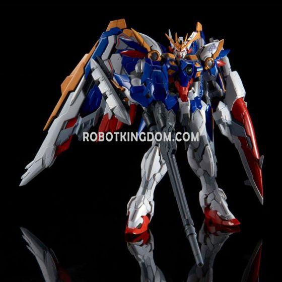 Premium Bandai Exclusives Hi-Resolution Model 1/100 Wing Gundam EW. Available Now!