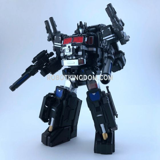 FANS HOBBY MB-06A BLACK POWER BASER. Available Now!