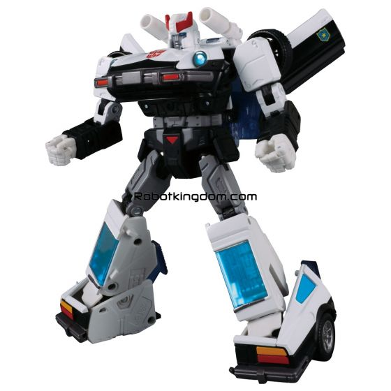 Takara Tomy mall Exclusive Transformers Masterpiece MP-17+ Prowl. Available Now!