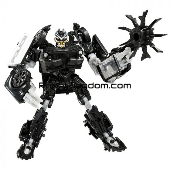 Takara Transformers Studio Series SS-21 Decepticon Barricade. Available Now!