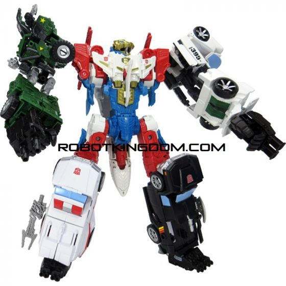 Transformers Takaratomy Mall Exclusive United Warriors UW-EX Lynxmaster. Available Now!