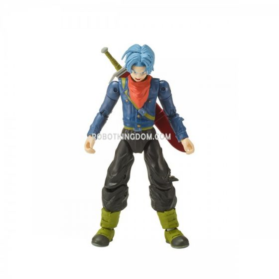 """Dragon Ball Super 6"""" Future Trunks. Available Now!"""