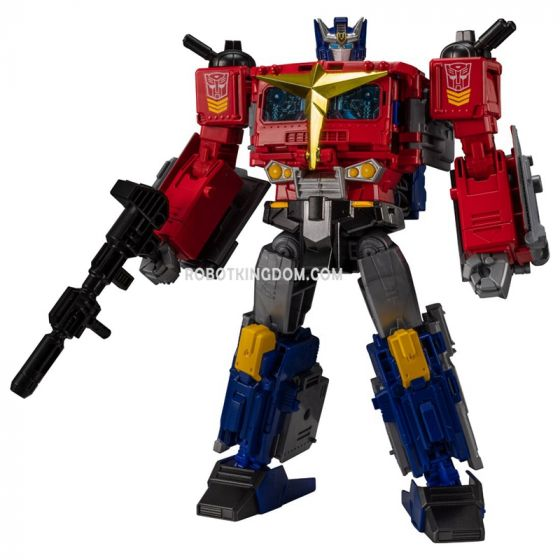 Takaratomy Mall Exlusives Transformers Generations Select Star Convoy. Available Now!