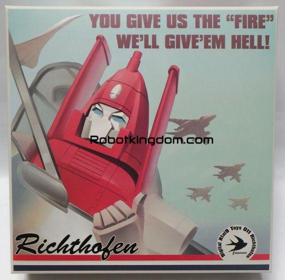 DX9 D11 Richthofen. Available Now!