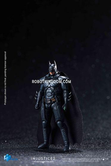 Hiya Toys LD0046 INJUSTICE 2 Enhanced Batman. Preorder. Available in 1st Quarter 2020.