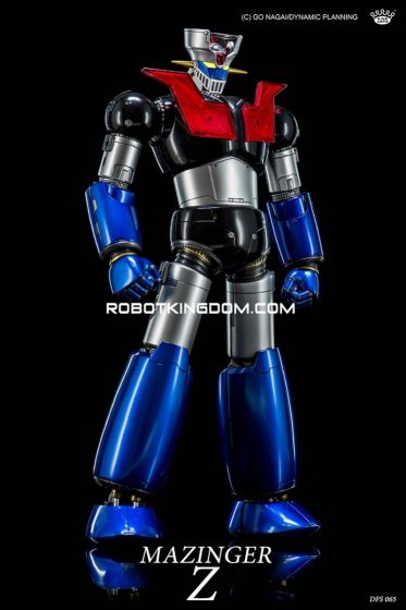 King Arts - DFS065 - Diecast Action Mazinger Z. Preorder. Available in July 2020.