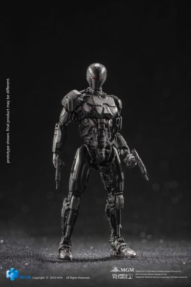 """Hiya Toys LR0088 Exquisite Mini Series: """"ROBOCOP 2014"""" - EM208 TWO PACK. Preorder. Available in 3rd Quarter 2020."""