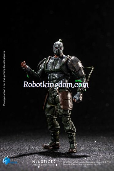 Hiya Toys LD0064 INJUSTICE 2 Bane. Preorder. Available in February 2020.