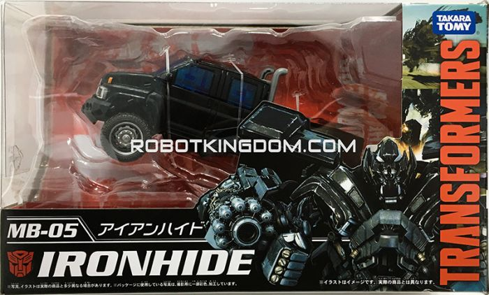 Takara Transformers Movie 10th Anniversary Reissues MB-05 – Ironhide. Available Now!