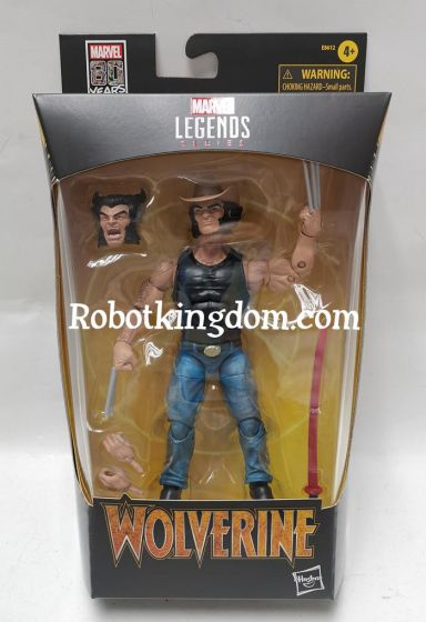 """Marvel Legends 6"""" Logan. Available NOW !"""