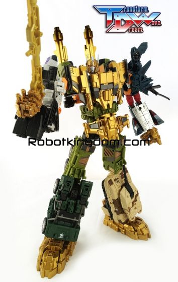 Transform Dream Wave TCW-01B Upgrade Set. Available Now!