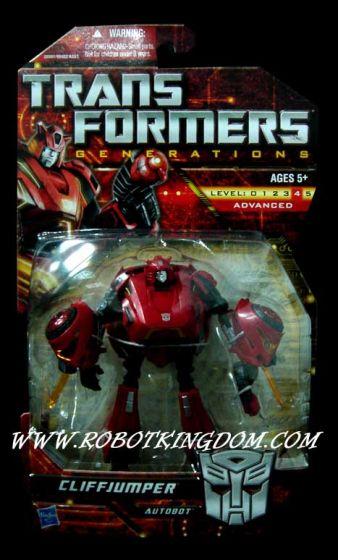 Transformers Generations 2011 Series 01 - Cliffjumper. Avalialbe Now !