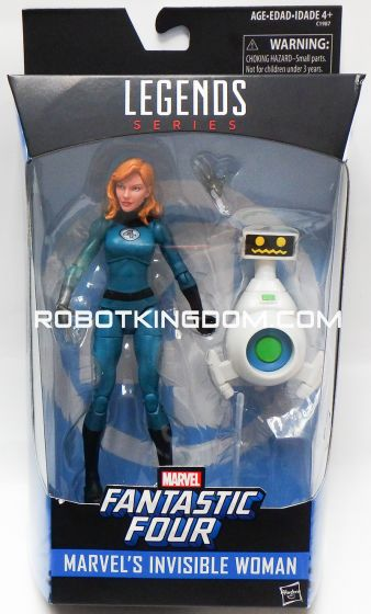 "Marvel Legends Walgreens Exclusive 6"" Invisible Woman. Available Now!"