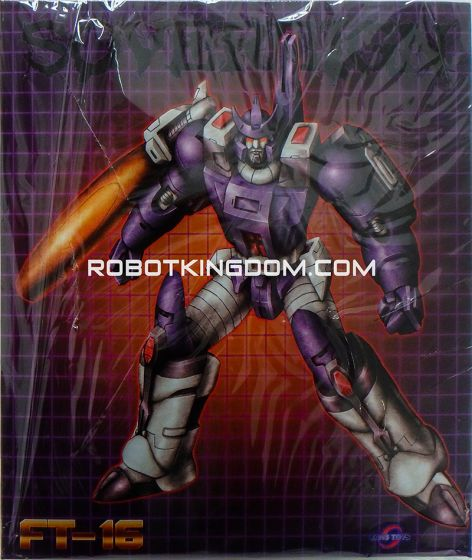 Fans Toys FT-16 Sovereign. Available Now!