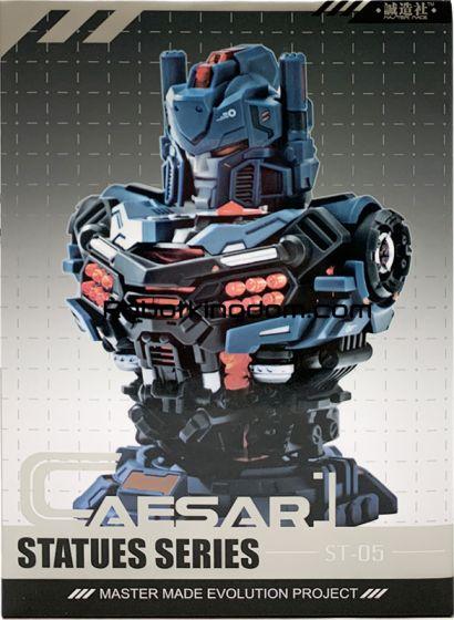 MASTER MADE - ST-05 CAESAR - STATUE SERIES. Pre-order
