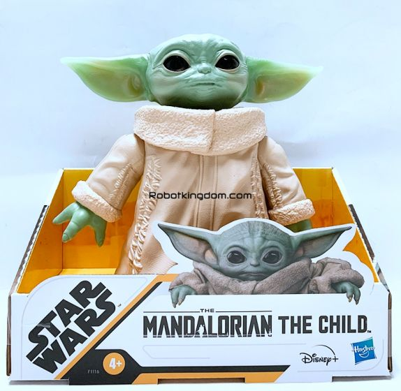 """Star Wars The Mandalorian The Child 6.5"""" Action Figure. Available Now!"""