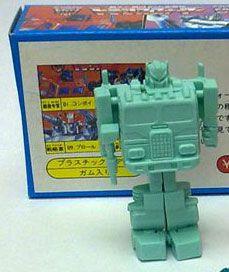 Transformers Candy Toy Mini Figure #01 Convoy Optimus Prime Restock