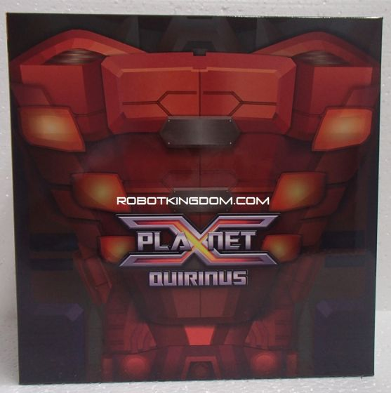 Planet X PX-05 Quirinus. Available Now!