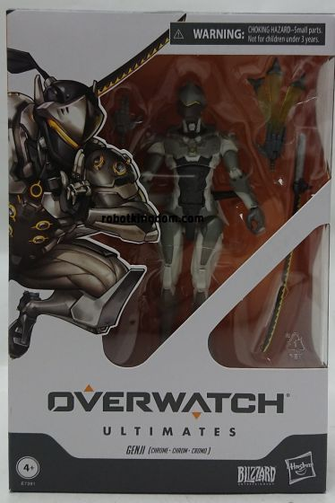Overwatch Ultimates Core Figure Genji. Available NOW!